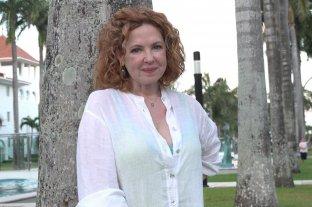 Andrea del Boca fue internada de urgencia