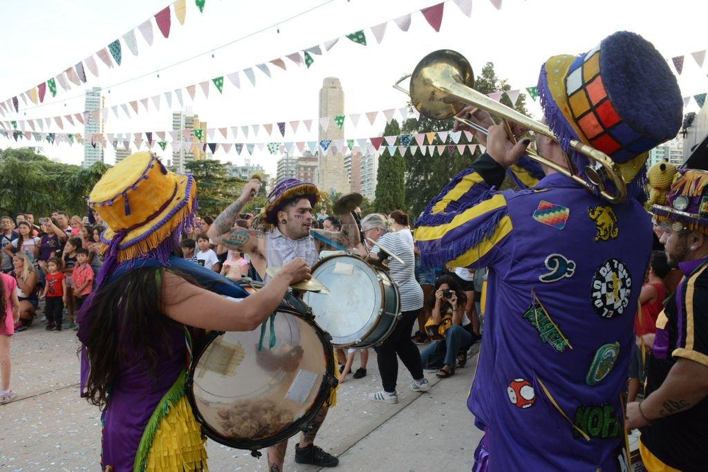 Carnaval: gran afluencia de público en espacios culturales provinciales - Las distintas actividades congregaron a público de todas las edades.