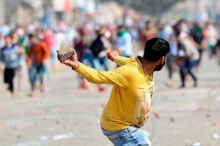 Asciende la cifra de muertos por protestas en la India