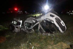 Accidente fatal en el oeste de la provincia de Santa Fe -
