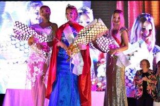 Marisol Exner, es la nueva reina de la ciudad de Esperanza