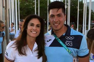 Los atletas argentinos recordaron con emotivos mensajes a Braian Toledo
