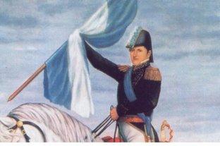 Hace 208 años se izaba por primera vez la bandera argentina en Santa Fe -
