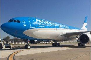 Aerolíneas Argentinas permitirá el cambio de pasajes de las rutas de China e Italia por el coronavirus
