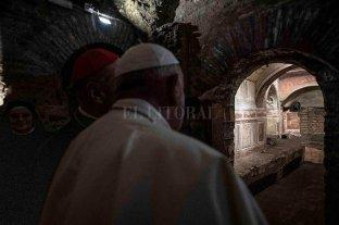 El Vaticano cierra catacumbas de Italia por el coronavirus
