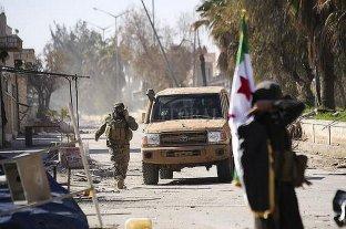 """La OTAN pide """"desescalar"""" violencia en Siria"""