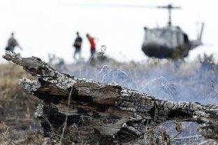 Tres muertos y dos heridos tras accidente aéreo militar en Colombia -  -
