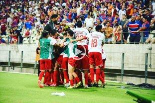 Agónica clasificación de Independiente por Copa Sudamericana