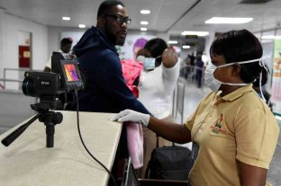 Nigeria confirmó el primer caso de coronavirus en la África subsahariana