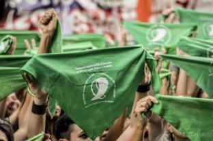 """El presidente """"seguramente va a presentar"""" el proyecto de aborto este domingo, dijo Valdéz"""