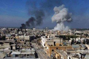 Al menos 33 soldados turcos murieron en un bombardeo en el norte de Siria