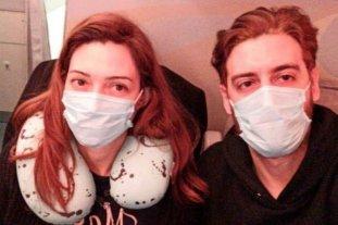Coronavirus: Dos argentinos volvieron de China, nadie los controló y decidieron aislarse por su cuenta -  -
