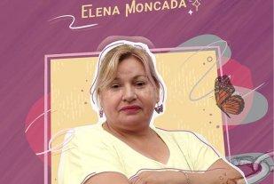 Presentación del nuevo libro de Elena Moncada