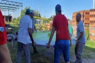 San Jerónimo del Sauce tendrá su plaza inclusiva