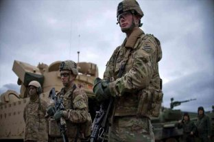 La OTAN apoya a Turquía tras bombardeos sirios que mataron a 33 soldados turcos