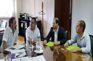 Ramona: autoridades locales presentaron proyectos en el ministerio Obras Públicas