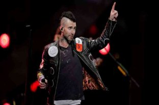 Fuertes críticas en el debut de Maroon 5 en Viña del Mar