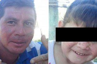 Buscan a un hombre y a su hija de 4 años que desaparecieron el martes en Entre Ríos -  -