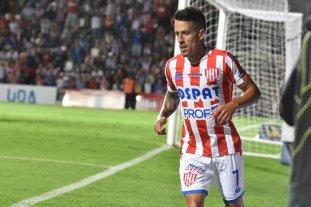 """""""Vamos a salir a ganar"""" dijo Cabrera de cara al partido contra Godoy Cruz -  -"""
