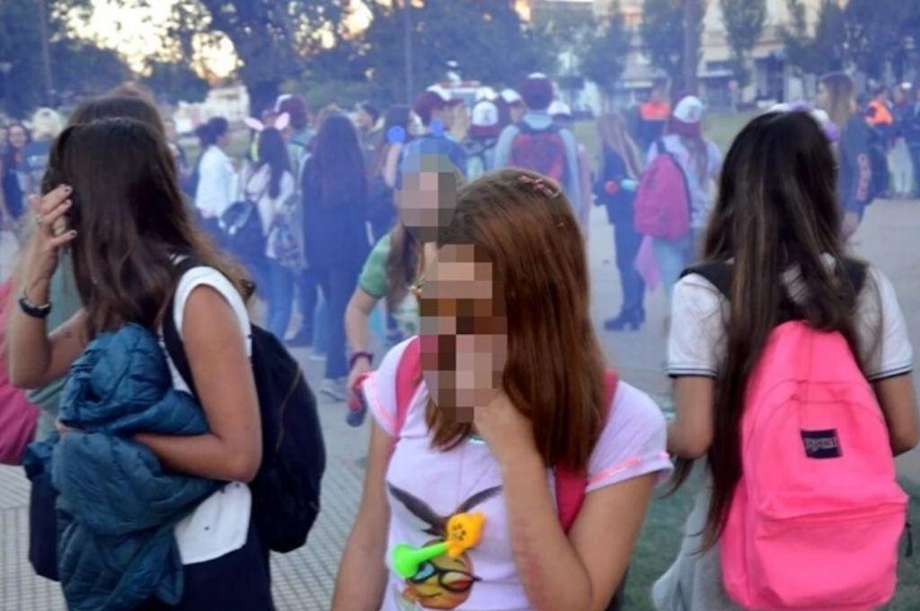 El Último Primer Día, un festejó que se transformó en parte de la identidad de los adolescentes en los últimos años. Crédito: Redes sociales