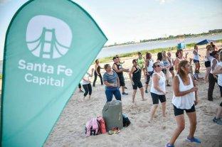 Verano Capital: más de 25 mil personas participaron de las actividades deportivas y culturales - Los Centros y playones deportivos fueron puntos convocantes durante el verano. -
