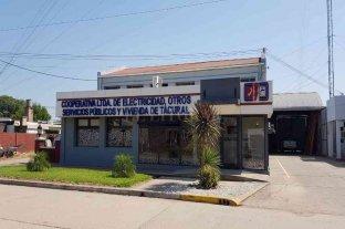 La Cooperativa eléctrica de Tacural jaqueada por el robo de materiales