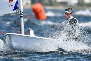 Lucía Falasca se clasificó en la clase Laser Radial de vela a Juegos Olímpicos