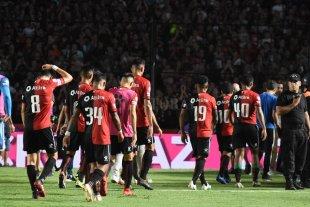 Así quedó la tabla de los promedios luego de los partidos del viernes - Colón perdió la posibilidad de poder alcanzar a Central Córdoba. -