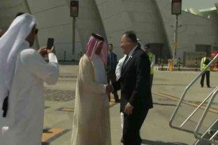 Pompeo llegó a Doha para participar de la firma del acuerdo de paz con los Talibanes