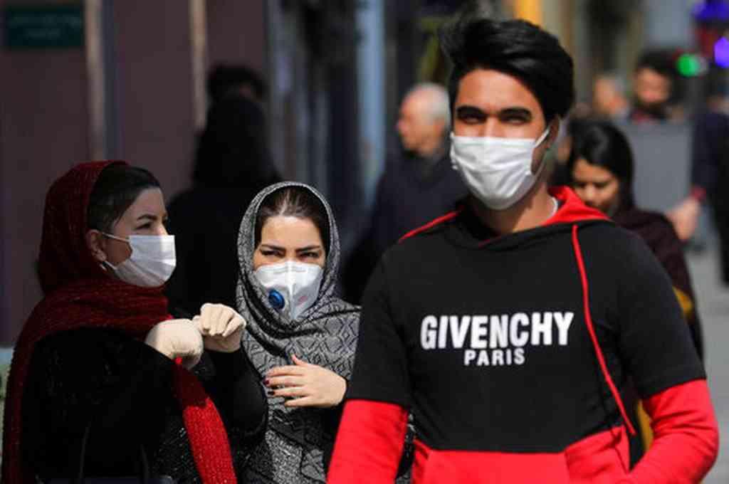 Se elevan a 43 los muertos en Irán por el coronavirus