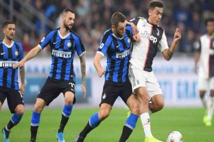 Por el coronavirus, postergaron Juventus-Inter y otros cuatro partidos