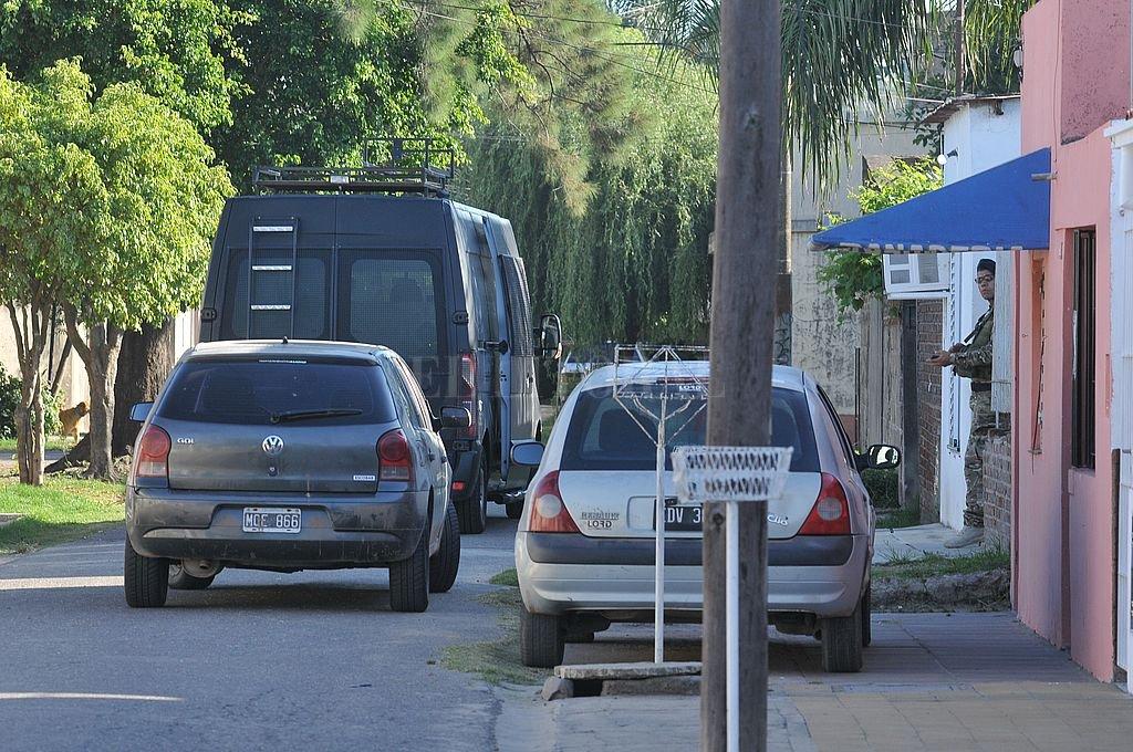 En Santa Fe, los allanamientos se habrían realizado en barrio Del Tránsito y también Baranquitas Crédito: Eduardo Seval