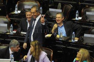 Daniel Scioli renunció a su banca en Diputados