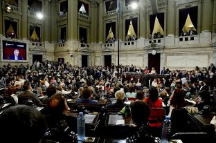 Macri, Carrió y Lorenzetti, entre los grandes ausentes de la Asamblea Legislativa