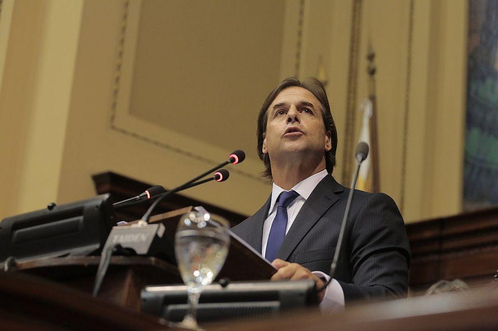 Crédito: Secretaría de Comunicación Institucional - Presidencia de la República Oriental del Uruguay