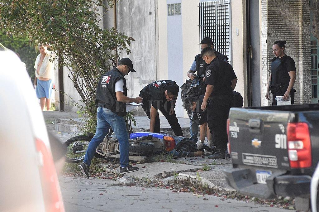 La mayoría de los asesinos utilizó armas de fuego para cometer los crímenes. Crédito: Mauricio Garín / Archivo