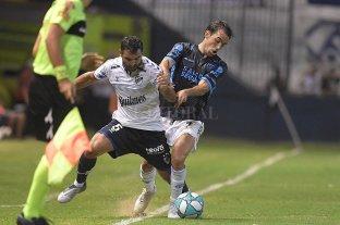 Atlético de Rafaela empató con Quilmes