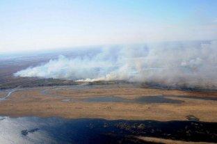 Rosario acciona penalmente por la quema en las islas