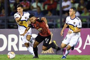 Boca debutó con un empate en la Libertadores