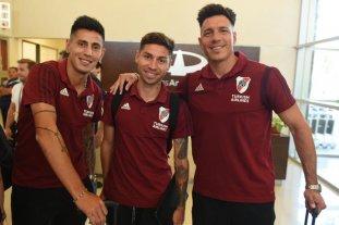 River debuta en la Libertadores ante Liga con suplentes
