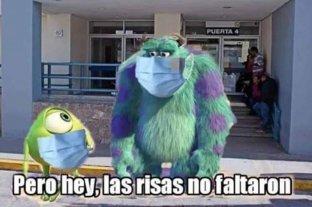 El coronavirus llegó a Argentina y... ¡Hay memes!