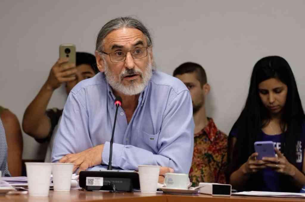 Luis Basterra, ministro de Agricultura de la Nación. Crédito: Archivo El Litoral