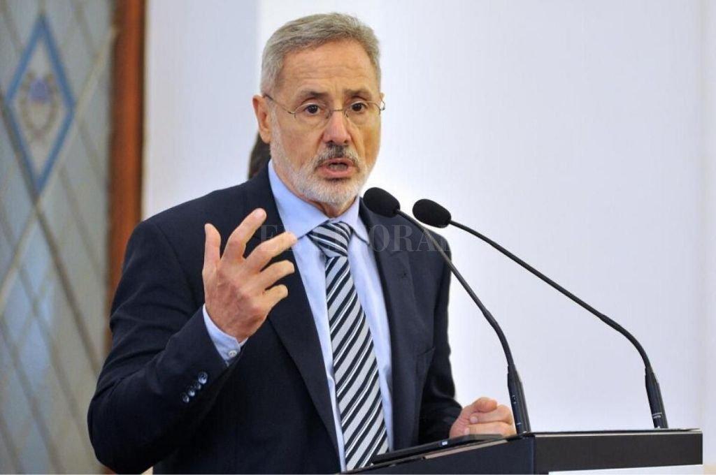 Ministro de Seguridad, Marcelo Sain.   Crédito: Archivo El Litoral