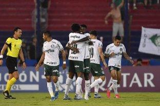 Palmeiras superó a Tigre en Victoria