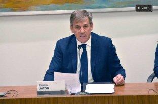 Jatón abrió las sesiones en el Concejo