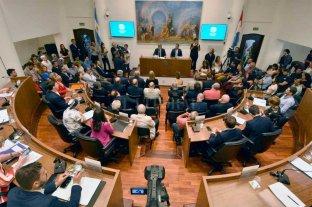 Primeras repercusiones en el Concejo tras el discurso de Jatón
