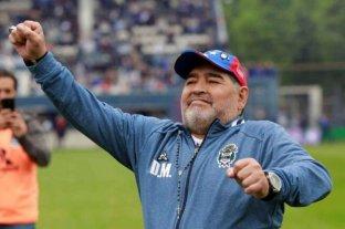 """Márcico, tras la polémica de la plaqueta: """"Maradona será recibido en la Bombonera como lo que es, un ídolo"""""""