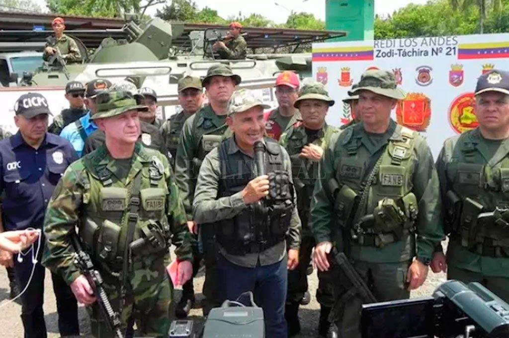 Venezuela: capturan a 37 integrantes de 'Los Rastrojos'