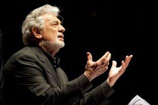 Plácido Domingo fue ovacionado en su primera presentación en Madrid tras las denuncias de abuso