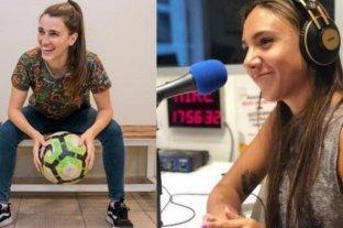 Una transmisión deportiva tendrá por primera vez una dupla femenina en los relatos y comentarios